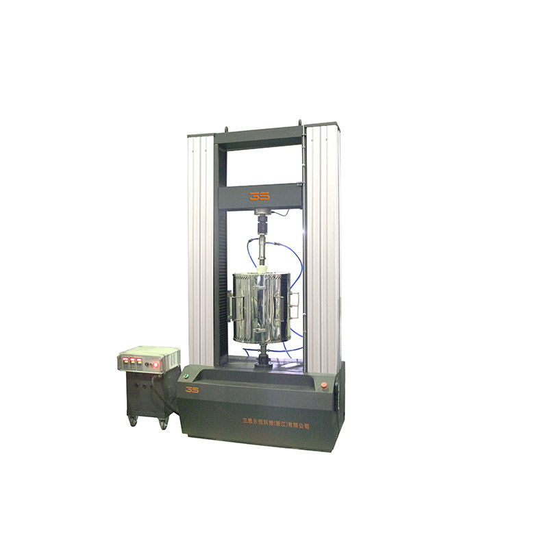 50KN-300KN microcomputer controlled high temperature ceramic tensile electronic universal testing machine
