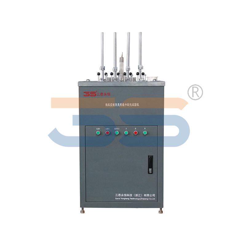ZWK1302-B微机控制热变形维卡软化点试验机