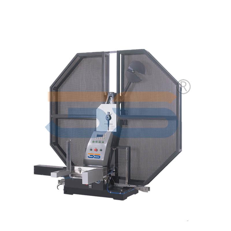 ZBC2000B series liquid crystal metal pendulum impact testing machine