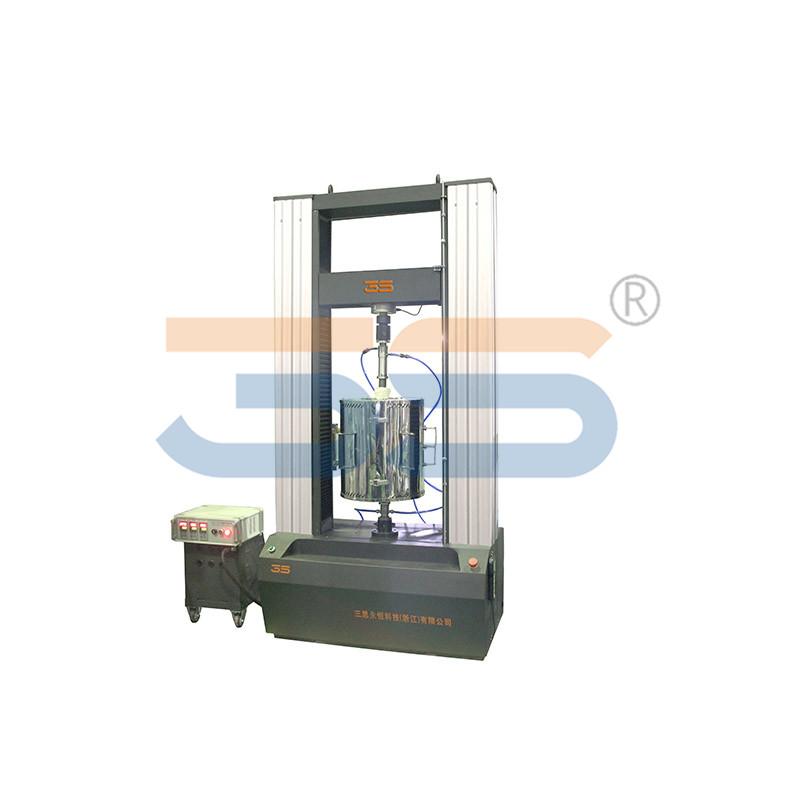 50KN-300KN微机控制高温炉电子万能试验机