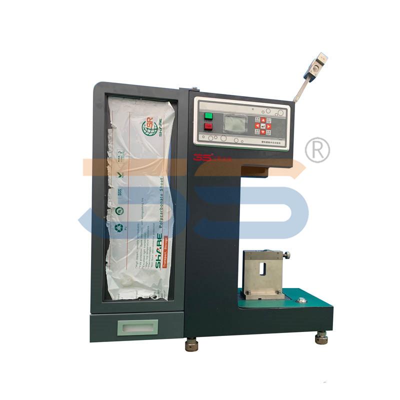ZBC7501B液晶式塑料摆锤冲击试验机