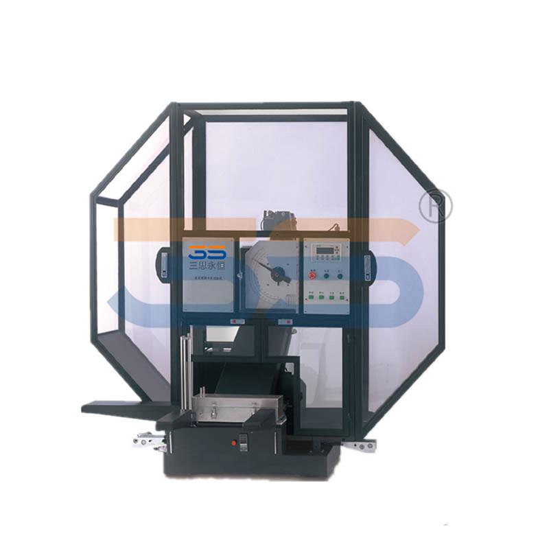 ZBC2000C系列微机控制金属摆锤冲击试验机